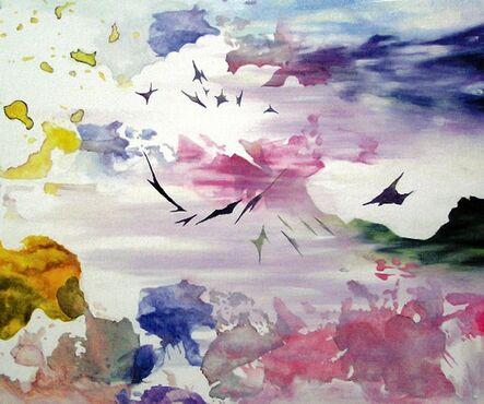 Kozo Kishimoto, 'Mountainous Traces - 10418', 2010