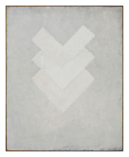 Heinz Mack, 'Chromatische Konstellation', 2008