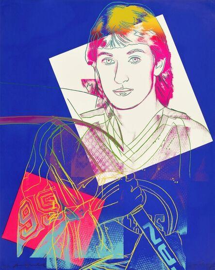 Andy Warhol, 'Wayne Gretzky #99 (Feldman & Schellmann II.306)', 1984