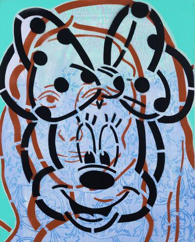 Michael Netter, 'Minnie Lisa', ca. 1995