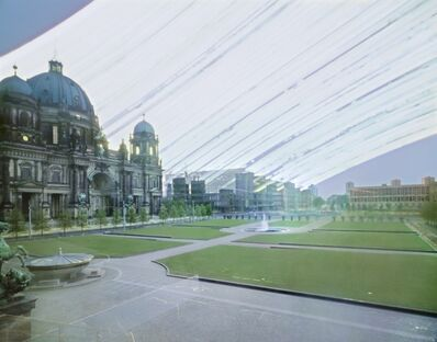 Michael Wesely, 'Palast Der Republik, Berlin (28.8.2006 - 19.12.2008)', 2008