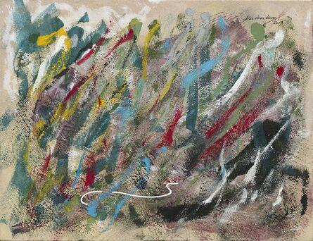 Chien-Chiang Hua, 'Back Garden No.5—A Sensible Line', 2019
