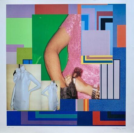 Peter Halley, 'Contamination II', 2002