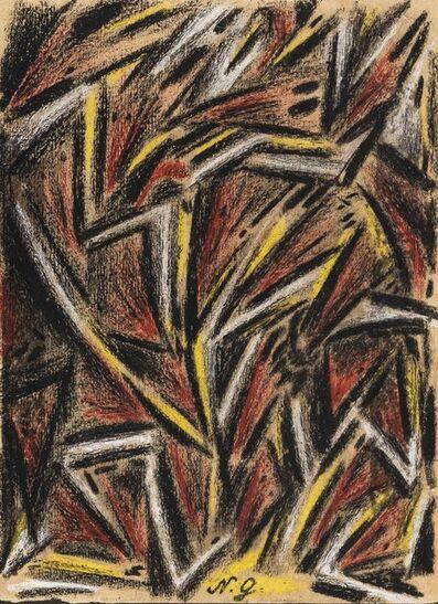 Natalia Goncharova, 'La danse. Rayonnisme.', executed circa 1913.