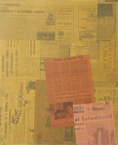 """Alejandro Otero, '""""York"""" No. 31', 1965"""