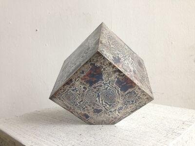 Manji Madara, 'Uncovered Cube #19', 2018