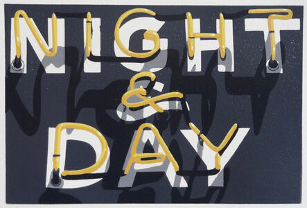 Dave Lefner, 'Night & Day (I Think of You)', 2016