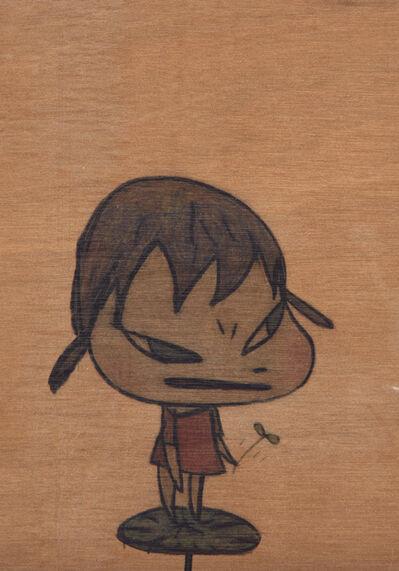 Yoshitomo Nara, 'BALTIC's Exhibition Invitation Card', 2008
