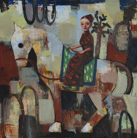 Rimi Yang, 'New Wild Road', 2017