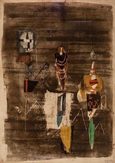 Johnny Friedlaender, 'Le Grand Herbier', 1969