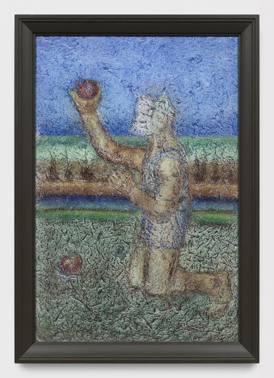 Richard Artschwager, 'Cat person', 2009