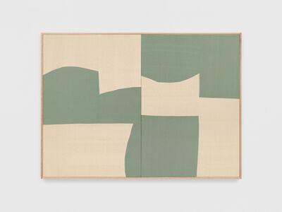 Ethan Cook, 'Untitled (Green Alabaster)', 2021