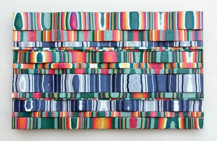 Carlo Trost, 'Textile 2', 2017