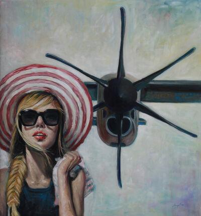 Angel Peychinov, 'Danger Propeller X', 2019