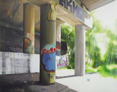 Ross Brown, 'Embankment ', 2017