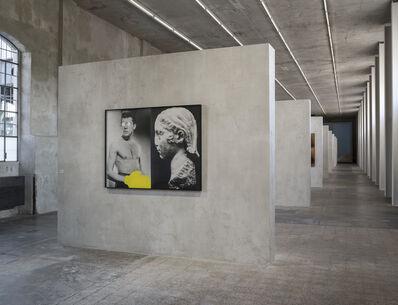 John Baldessari, 'Box (Blind Fate and Culture)', 1987