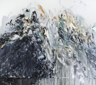 Maggi Hambling, 'Wall of water VI', 2011