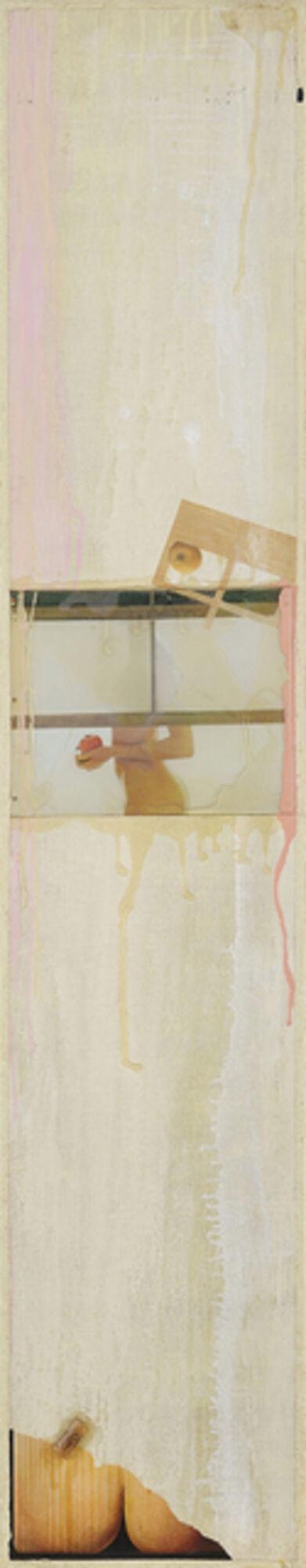 Elwyn Lynn, 'Appeal', 1974