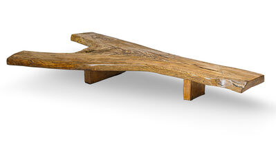 "Hugo França, 'Massive bench, ""Itaquena,"" Brazil', 2005"