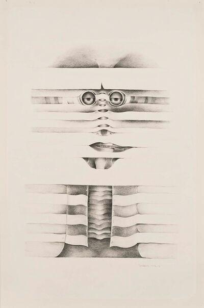 Lee Bontecou, 'Untitled', 1972-1973
