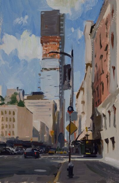 Marc Dalessio, 'Church Street Tribeca', 2015