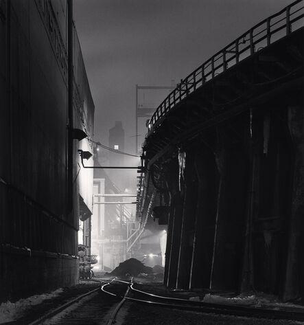 Michael Kenna, 'The Rouge, Study #97, Dearborn, Michigan, USA.'