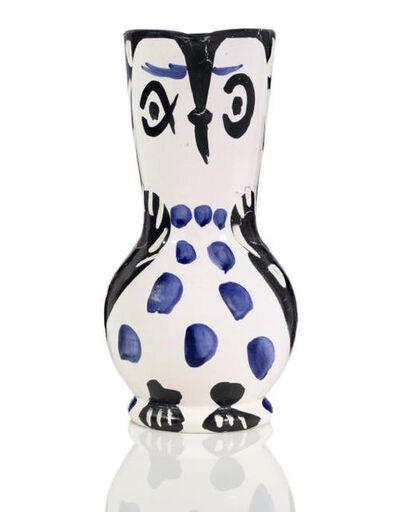 Pablo Picasso, 'Cruchon Hibou', 1955