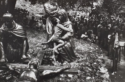 Josef Koudelka, 'Lourdes, France', 1973