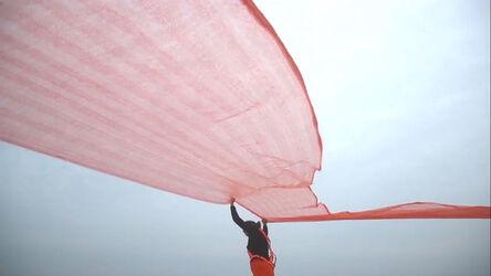 Carla Borba, 'Apanhador de vento', 2016