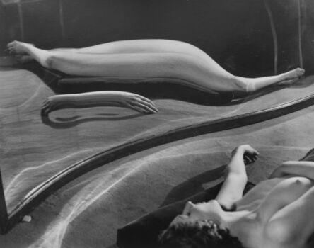 André Kertész, 'Distortion #49, Paris', 1933
