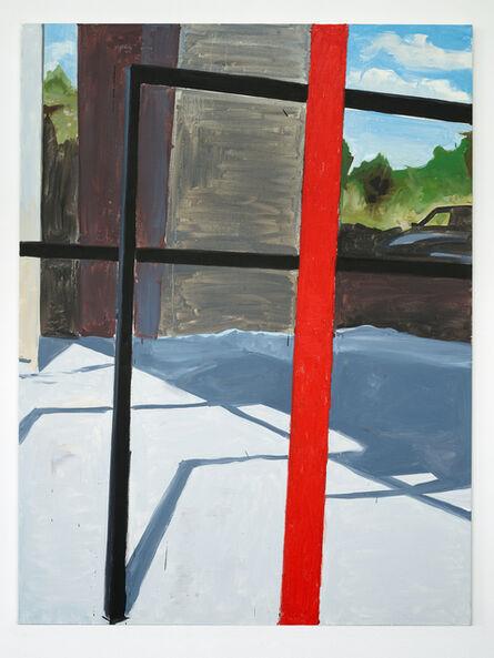 Koen van den Broek, 'Bruegel Red', 2020