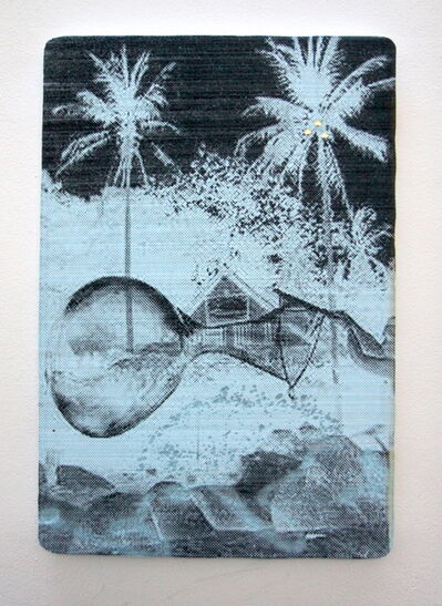 Navid Nuur, ''Untitled (An aquadelic ringtone)'', 2008-2014