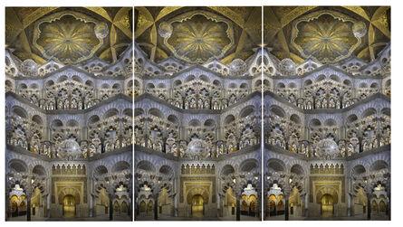 Jean-François Rauzier, 'Mirhab (triptych)', 2014