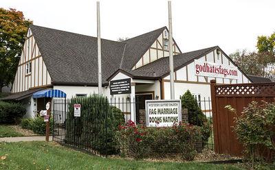 Joel Morgovsky, 'Westboro Baptist Church, Topeka, KS'