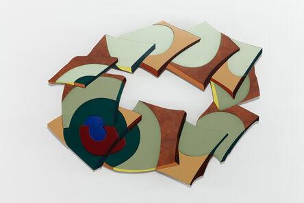 John F. Simon, Jr., 'One Point', 2010