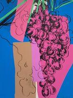 Andy Warhol, 'Grapes, II.192', 1979