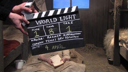Ragnar Kjartansson, 'World Light', 2015