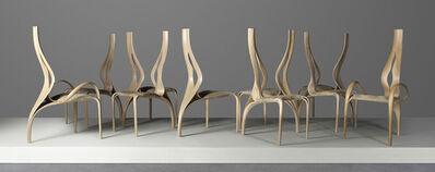 Joseph Walsh, 'A unique set of ten 'Enignum I' chairs', 2008