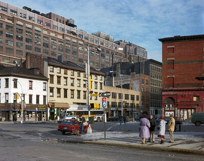 Brian Rose, 'West 14th Street and Ninth Avenue, 1985', 1985