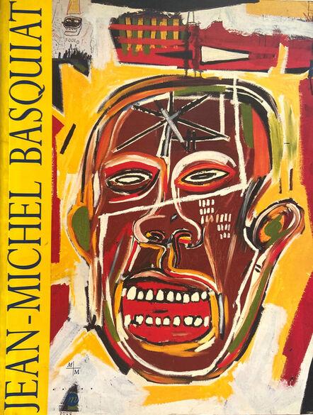 Jean-Michel Basquiat, 'Basquiat Marseille exhibition catalog', 1992