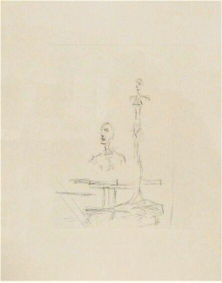 Alberto Giacometti, 'The Search ', ca. 1968