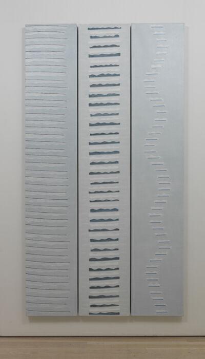 Edda Renouf, 'Dawn Sounds (triptych)', 1995-2016