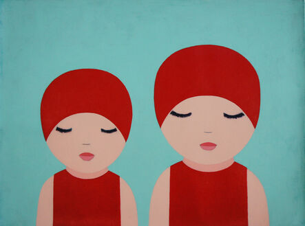 Ayse Wilson, 'Red Suits', 2013