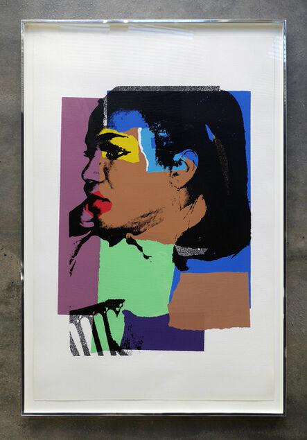 Andy Warhol, 'Ladies and Gentlemen (F&S II.129)', 1975