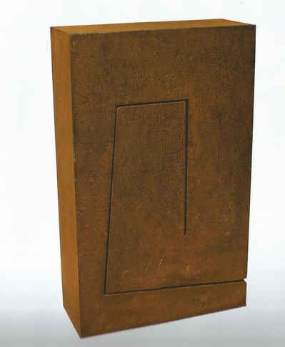 Amilcar de Castro, 'Sem título / Untitled', 1999