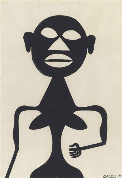 Alexander Calder, 'Friendly Girl'
