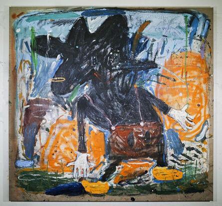 Georg Oskar Giannakoudakis, 'Confusion then death', 2020