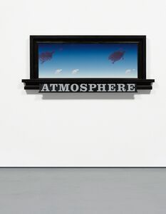 Neil Jenney, 'Atmospheric Formation', 2004