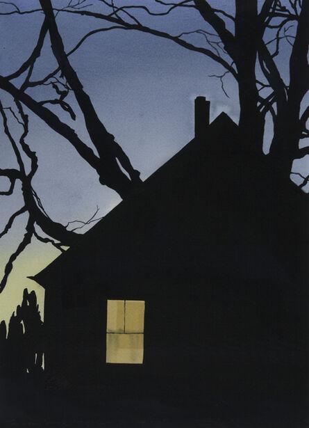 Susan Headley Van Campen, 'Peabody House, November 14, Last Light'