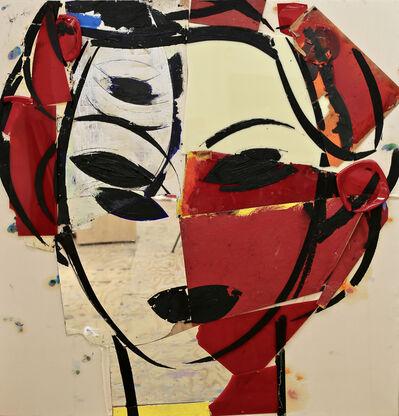 Manolo Valdés, 'Retrato III', 2018